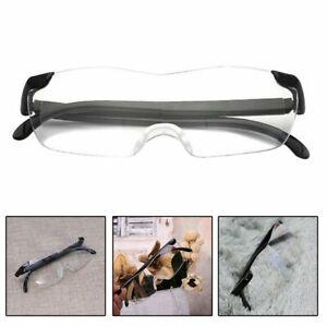 Big Vision Glasses Magnifying Eyewear Eye Care Make Everything Bigger Clearer