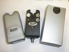 Delkim 25 Plus Anniversary Electronic Bite Alarm WHITE Carp fishing tackle