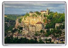 Rocamadour, France Fridge Magnet 01