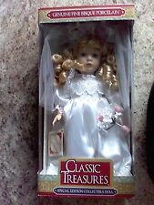 Classic Treasures Special Edition Collectible Doll