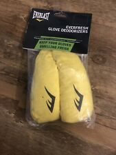 Brand New Everlast Everfresh Boxing Glove Deodorizers - Antimicrobial Technology