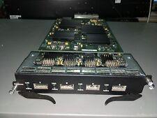 Genuine Brocade /Foundry Networks RX-BI4XG 4 Port - 10GbE XFP Module
