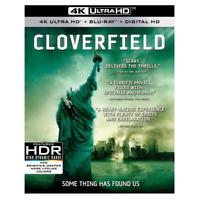 Cloverfield [4K Ultra HD Blu-ray/Blu-ray] [2 Discs] [2008]