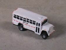 N Scale MofW Crew Transport Bus