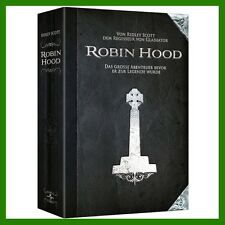 Robin Hood (R. Crowe) - Ltd. Collectors Box BLU-RAY NEU