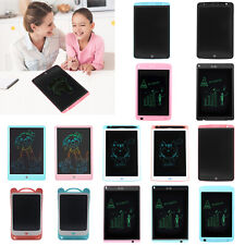 """8.5-12"""" LCD Writing Tablet e-Writer Message Drawing Memo Message Boogie Board"""