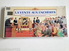 vente aux enchères COMPLET (Chefs-d'œuvre/Grands Maitres) 1987 PARKER Francais