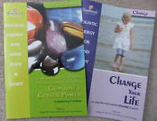 A to Z of GEMSTONE & CRYSTALS plus a BOGOF - CHANGE YOUR LIFE - 2 Great Books.