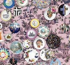 Christian Lacroix Designers Guild Tissu Folie Myrtille FCL7007/01