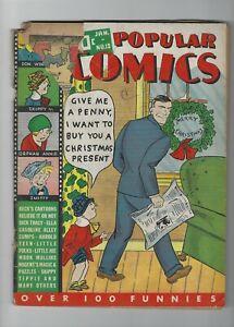 Popular Comics #12  1937