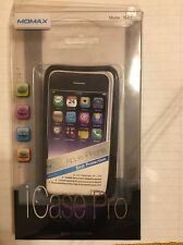Momax iCase Pro For Apple iPhone 4 (Model ICP10) with Wristband Strap NEW