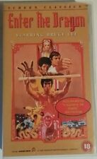 Enter The Dragon 18 cert (VHS Video 1996) NEW & Factory Sealed