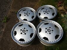 "5x114.3 SPLIT RIM 16"" STARFORM type D alloy wheels splitrim amg mr2 rx7 weds bbs"