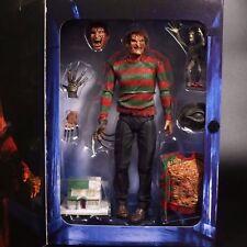 "NECA Nightmare on Elm Street - 7"" Scale Figure - Ultimate Dream Warriors Freddy"