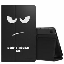 DON'T TOUCH ME Tablet Case Cover Sleeve Stand For Aon Kindle 2016 FIRE HD 8