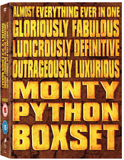 Monty Python Almost Everything DVD VG C5