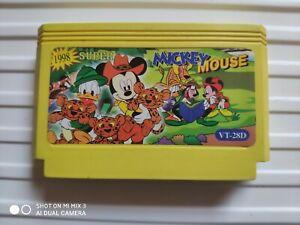 Super Mickey Mouse Famicom Famiclone NES Game