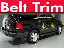 Ford EXPEDITION Chrome BELT TRIM 03 04 05 06
