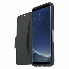 OTTERBOX Strada Series for Samsung Galaxy S8 Onyx Black