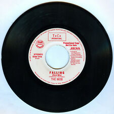 Philippines THE MOB Falling 45 rpm PROMO Record