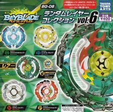 Beyblade Burst BG-06 Random Layer Collection vol.6 Full Set Guardian Kerbeus USA