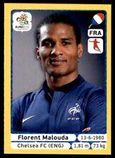 Panini Euro 2012 (Swiss Platinum Edition) Florent Malouda (France) No. 470