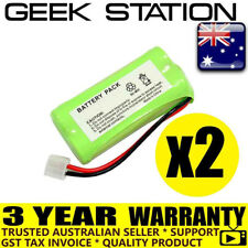 Battery for Telstra 6010 9200 9200a V850a V850q V950a cordless phone battery x2