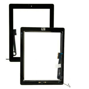 New Touch Screen Digitizer Glass Replace With Home Button For  Apple iPad Air 2