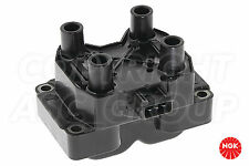 New NGK Ignition Coil For PROTON Wira 1.3 Hatchback Saloon 2000-04