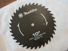 "Makita Saw Blade 10"" Combination No. 255-7A  FOR 5/8"""
