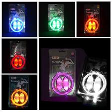 Boys Girls Kids Light Up LED Shoelaces Flash Party Disco Shoe Laces Shoe Strings