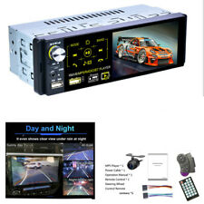 "Car 4.1""Touch screen Bluetooth MP5/Stereo /Bluetooth Player AM FM Radio RDS SWC"