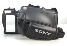 Sony HVR-V1u V1u Repair Part Side Cabinet With Hand Strap Works Used