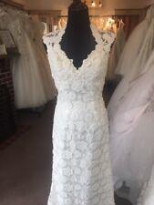 Anais Wedding Dress Ivory Size 10