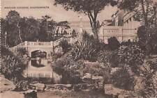 uk17821 pavilion gardens bournemouth  real photo uk
