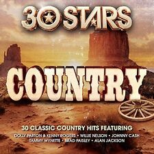 30 Stars: Country 2 CD NUOVO