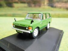 OXFORD 1972 RANGE ROVER CLASSIC LINCOLN GREEN 1/76 76RCL001