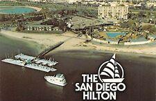 B66708 San Diego Hilton Ship Bateaux   usa