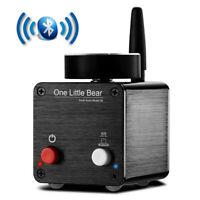 Mini Stereo Bluetooth Class D Power Amplifier HiFi Digital Home Audio Amp 50W*2