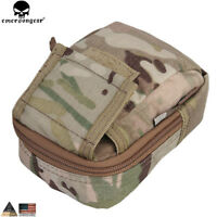 EMERSON Tactical Detective MOLLE Pouch Tools Bag Military Molle Waist Bag 1000D