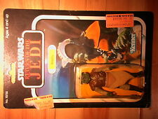 Star Wars VINTAGE 1983 Klaatu Palace Mint on Sealed Punched Card Kenner C-6 Cond