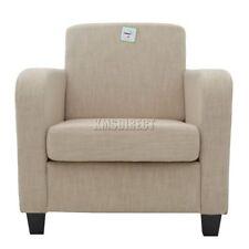 Chaise de salle à manger en tissu pour la maison