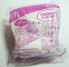 McDONALDS Thomas & Friends SMALL CONTAINER Toy Kids MINT 2015 Tank Engine