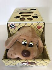 Basic Fun LB Puppies Classic Stuffed Animal Plush Toy - Great Preschool Beige