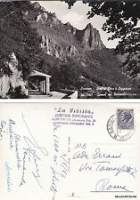 #  SARNANO: TUNNEL DEI FONTANILI   1963