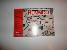 RUMMOLI DELUXE  CANADA GAMES 60230 UNPLAYED/UNCUT  RARE HARD TO FIND