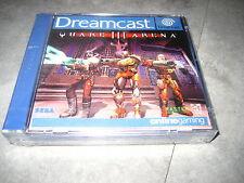 Quake 3 Arena Neuf pour Sega DREAMCAST