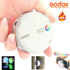 Godox R1 RGB LED Mini Creative Magnetic Colorful Light For Stage Scene Effect