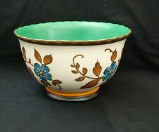 Gouda Holland pottery bowl Chrysantheme 5014 pattern