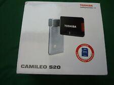 TOSHIBA CAMILEO S20 - RUBY RED